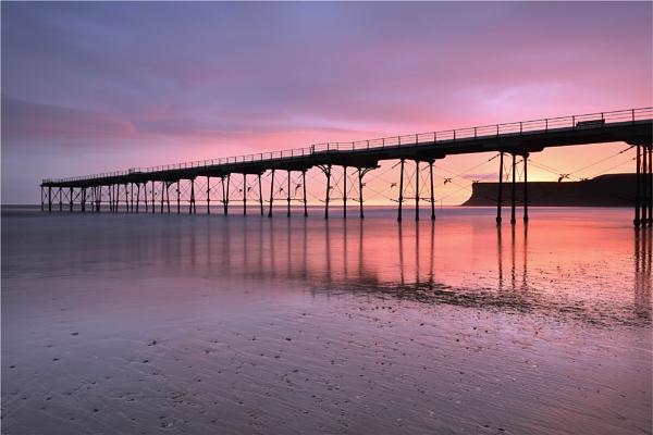 Saltburn Dawn by phil99