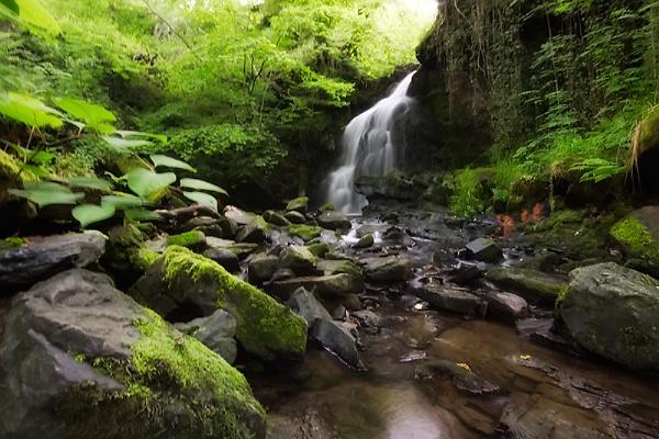 Chasing waterfalls by skye1
