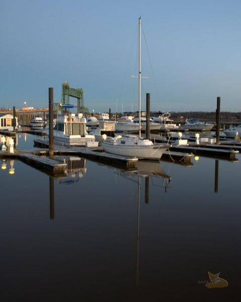 Jourdan Point Marina by HectorRivera