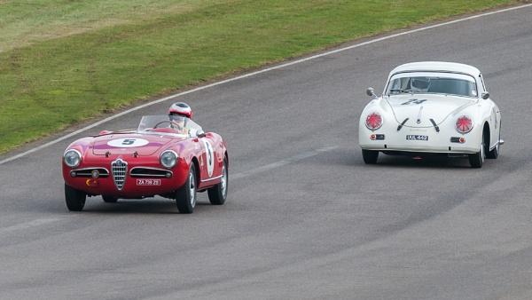 Vintage Motorsport #2 by Scutter