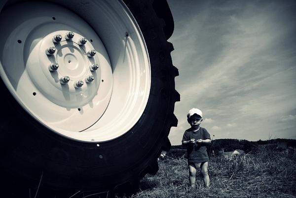little John (Deere) by fasfoto