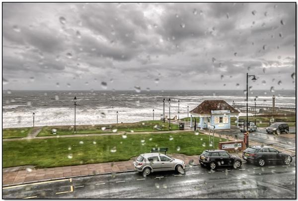 Stormy weather by TrevBatWCC