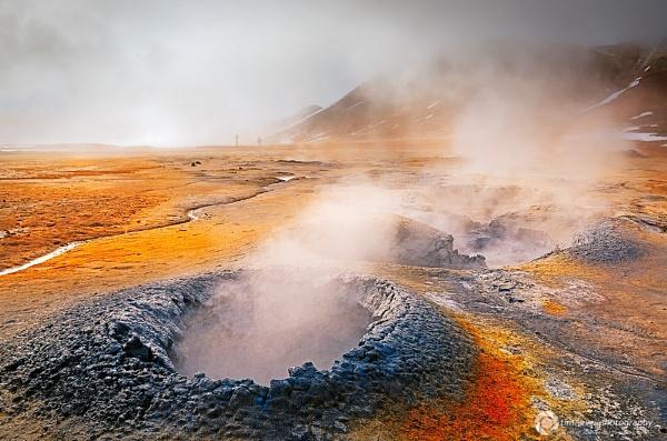 Namafjall - Iceland by Emu72