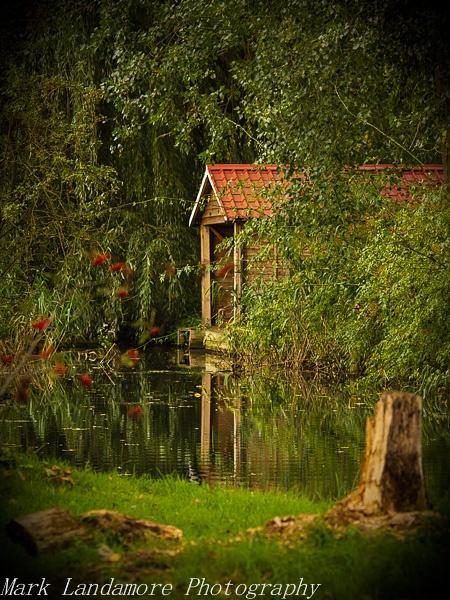 Boathouse by mlanda