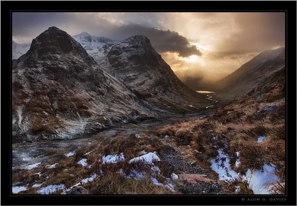 Glencoe by Tynnwrlluniau