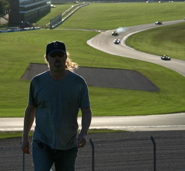 Racing Man by Bufpuf2009