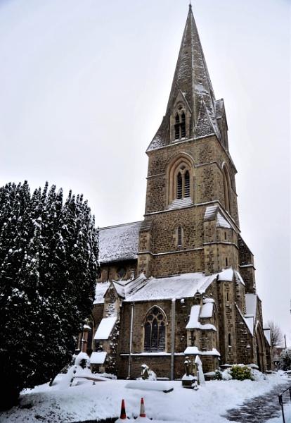 Christ church Swindon by eddie1