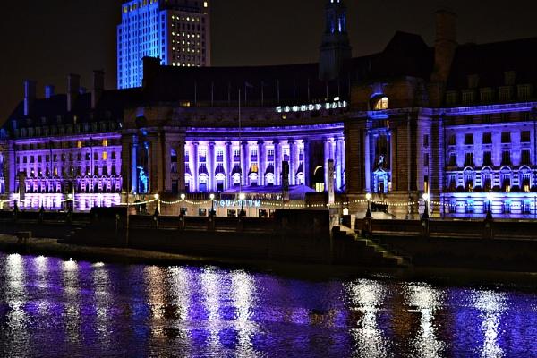 London lit up by eddie1
