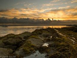 Sunrise at Brodick Bay