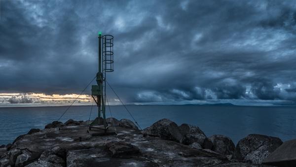 Storm Beacon by milo42