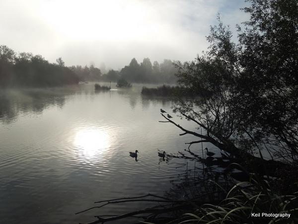 One Misty Morning by speybay