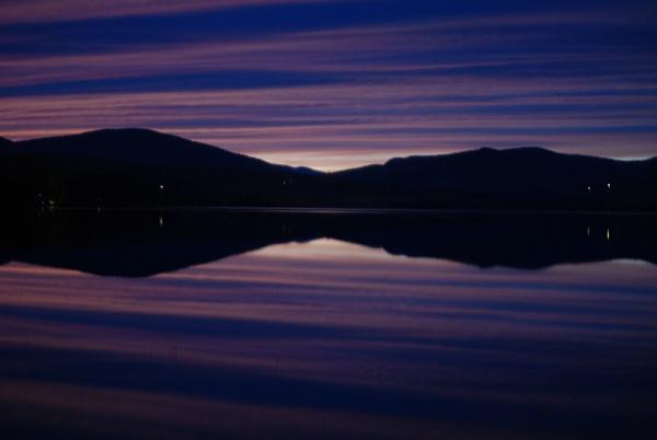 Night Shot by Mychael