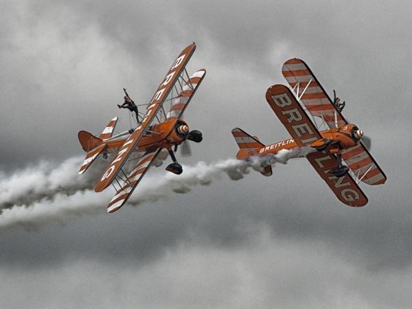 Wing Walkers by ptoshea