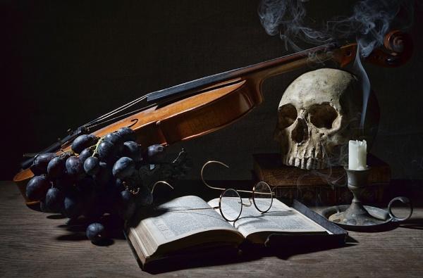 Smoke etc... by cattyal