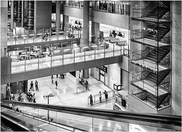 Kansai Airport by Sue_R