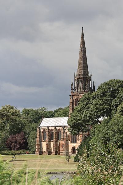 Church of St Mary the Virgin by chrisheathcote