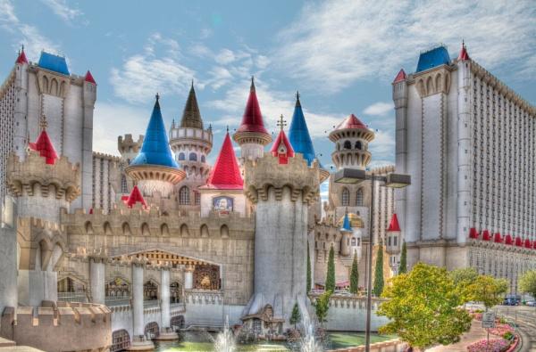 Excaliber - Las Vegas by iancatch