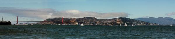 San Francisco Bay by iancatch