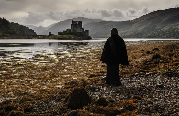 The Scottish widow - Skye by TomSaetan