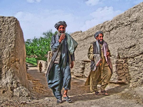 Helmand Province by stu8