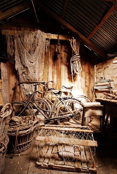 Caithness Barn by andymcdonald