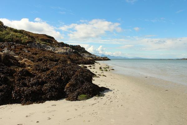 Morar beach by ScottishHaggis