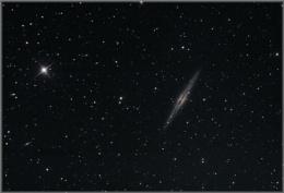 The Needle galaxy