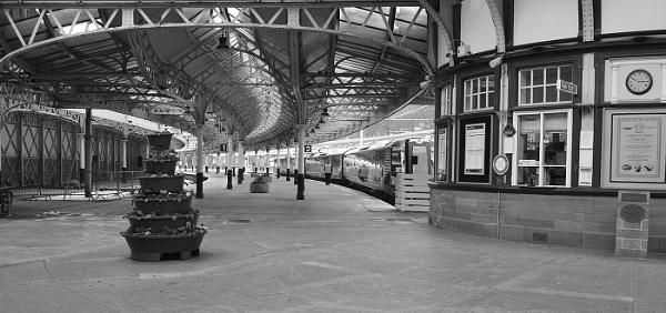Wemyss Bay Station by Bickeringbush1