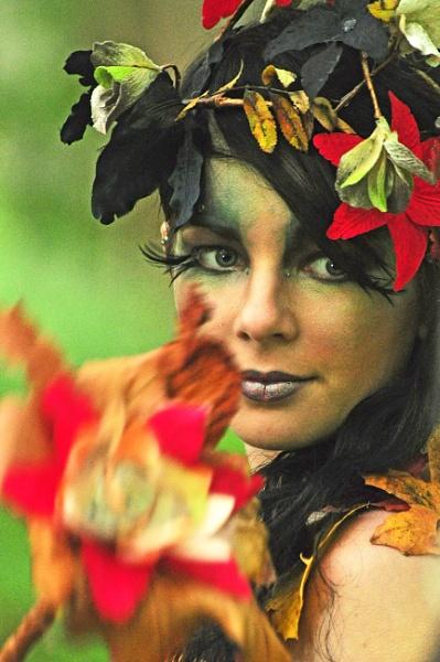 Hedge Witch by Bickeringbush1