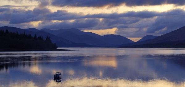 Loch Eil by Groopics