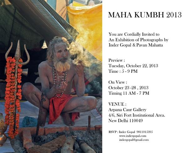 Maha Kumbh 2013 by indergopal