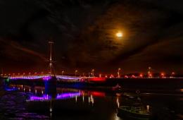 Rhyl Harbour Bridge