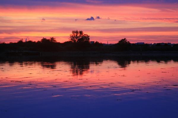 sunset 2 by brianwakeling
