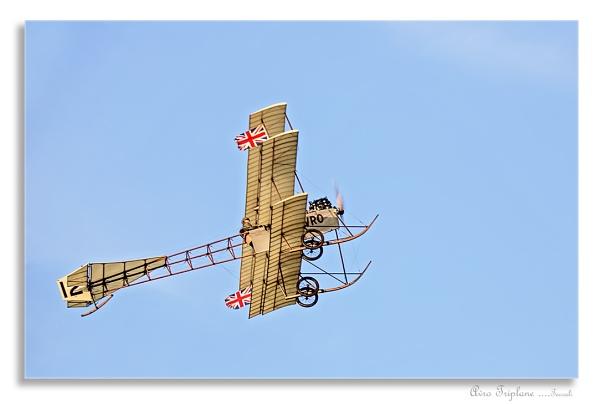 Avro Triplane by teocali
