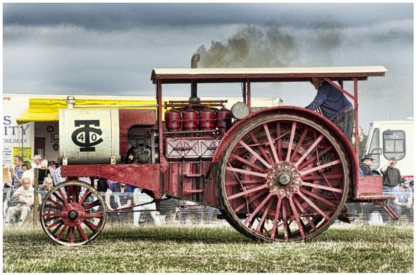 Diesel traction engine by malleader
