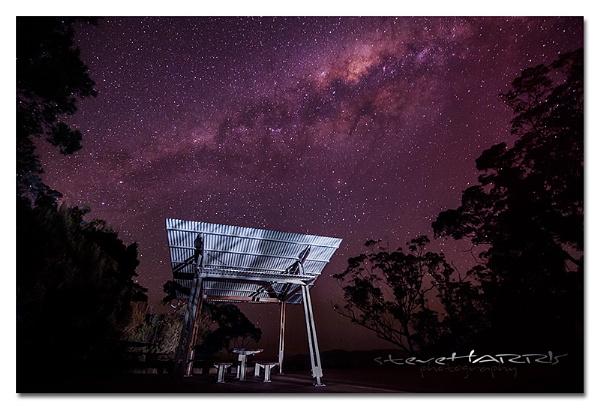 Galaxies & a Tinnie by SteveHarry
