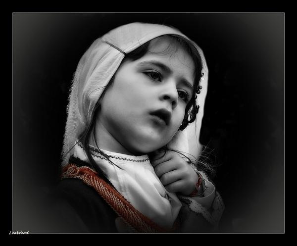 Macedonian Angel by wood1963