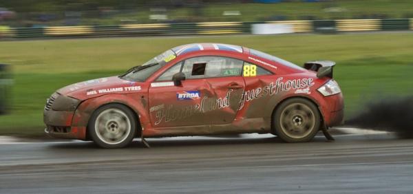 British Rallycross Championship by stevec85