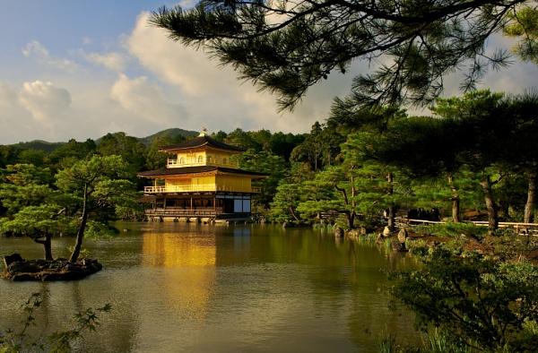 Jinge Temple by Newdawei
