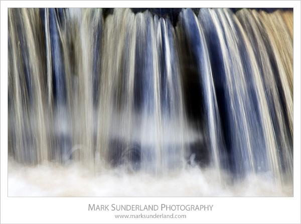 Blue Water, Hull Pot Beck by marksunderland