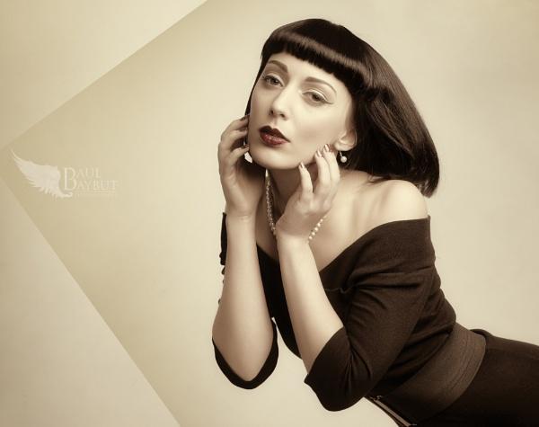 Vintage Beauty by paulbaybutphotography