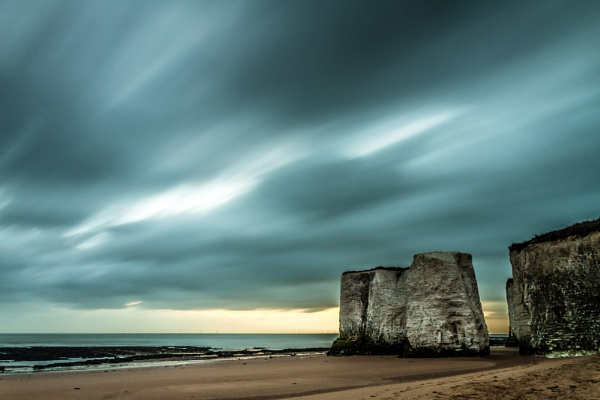 Botany Bay, Broadstairs by andyhicks