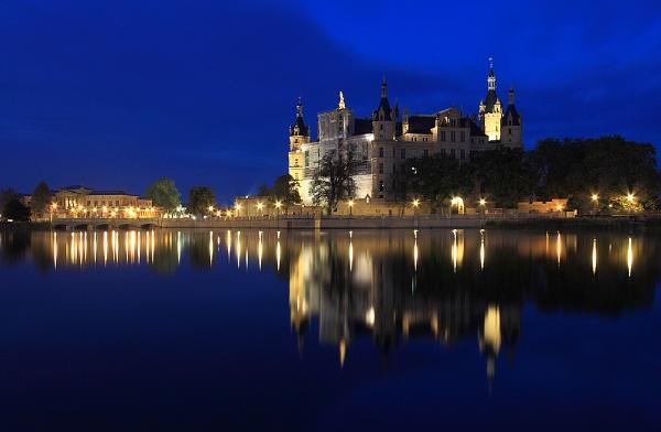 Schwerin Castle by Steffen1209