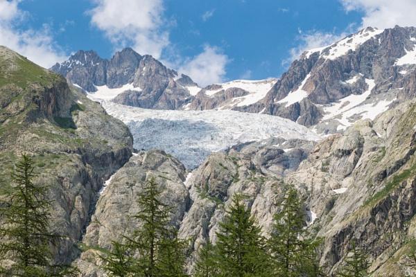 Le Glacier Blanc by livinglevels