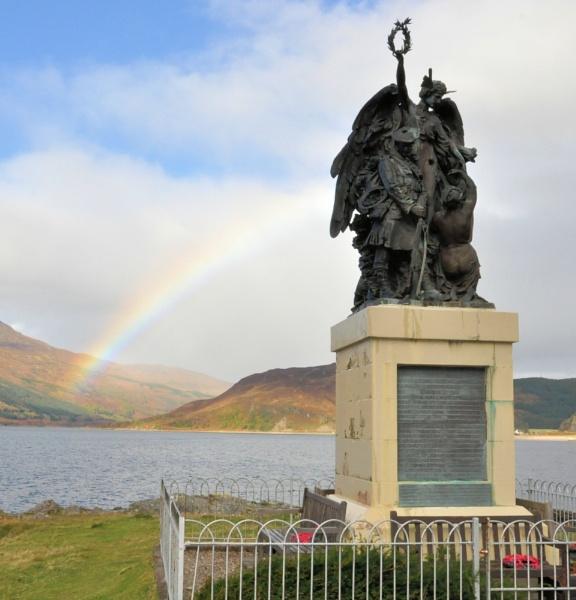 Glenelg memorial by cozzmic
