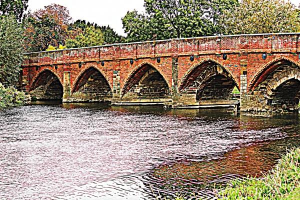 River Bridge by crissyb