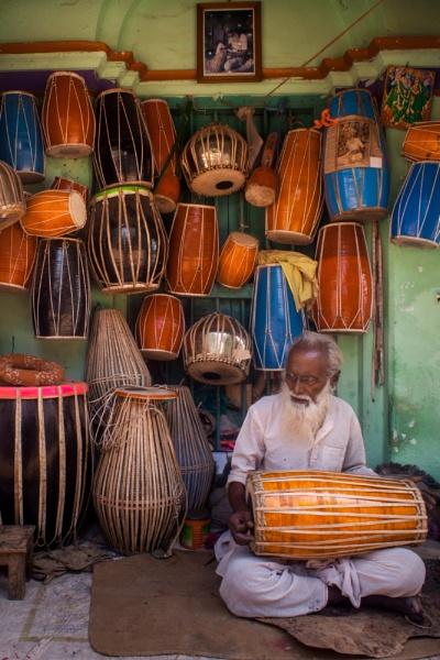 Drum Maker by mmz_khan