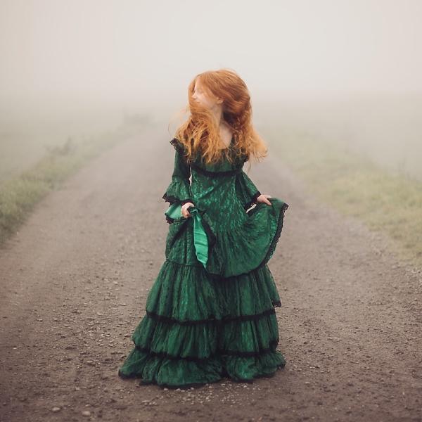 In a fog\'s hug by ZanetaFrenn