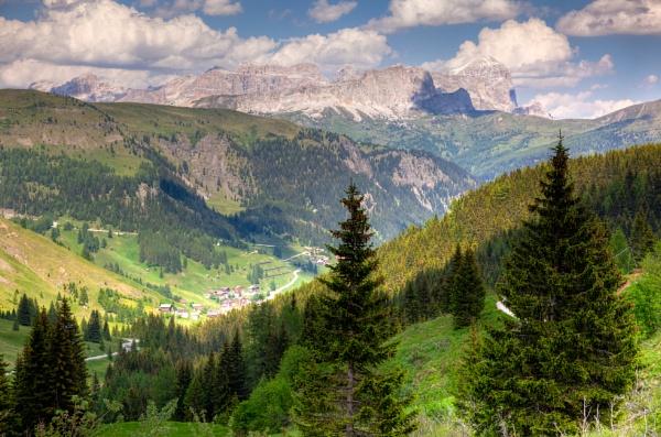 The Italian Dolomites by ubaruch
