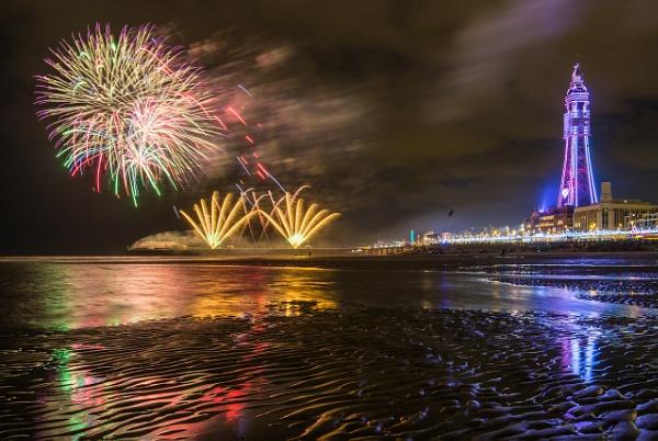 Firework championships by garyg